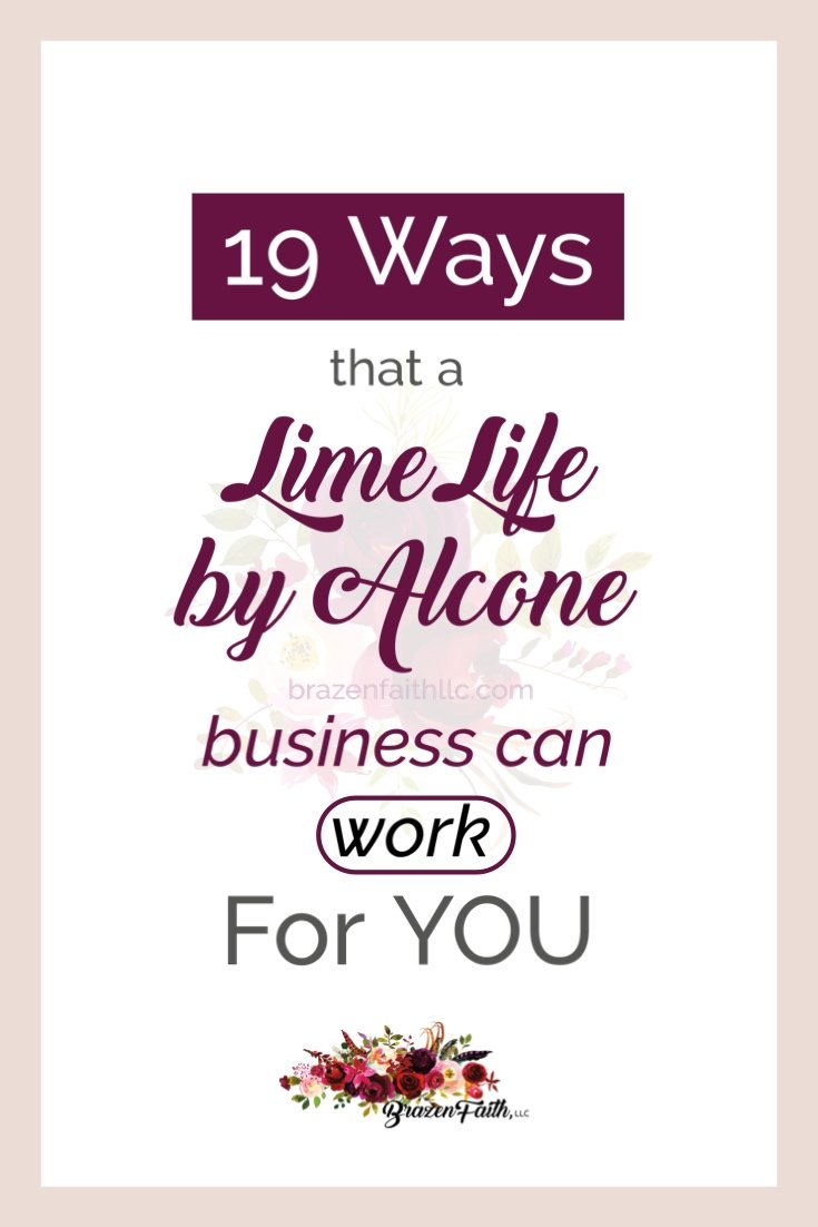 19 Ways LimeLife by Alcone Works for YOU. Why join LimeLife by Alcone in 2021