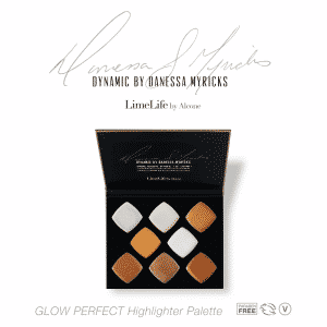 This limited edition Glow Perfect Highlighter Palette from LimeLife by Alcone's Dynamic Collection by Danessa Myricks is now available to order! Use this palette to contour and highlight or as an eyeshadow base. Get these professional cream highlighters before they sell out! Must order exclusively through a Beauty Guide for the first week of its launch. To receive a royal invitation to this amazing launch and other special promotions only available from me, head over to my site and sign up! Thanks, friends! //Jean Lucas brazenfaithllc.com #limelifebyalcone #glow #contour #danessahighlighters #brazenfaithllc #limitededition