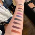 LimeLife by Alcone, Danessa's Dynamic Eyeshadow Swatches