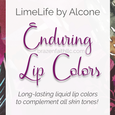 How to Choose YOUR LimeLife Enduring Lip Colors