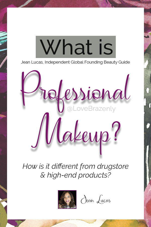 What is Professional Makeup? Pro Makeup Review of LimeLife by Alcone